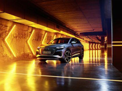 2022 Audi Q4 e-tron 61