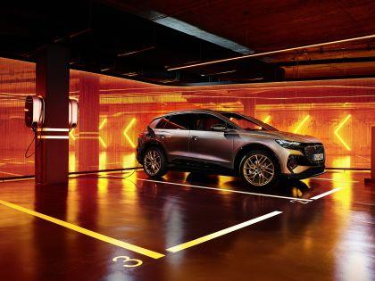2022 Audi Q4 e-tron 64