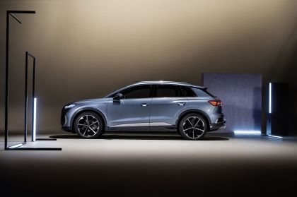 2022 Audi Q4 e-tron 75