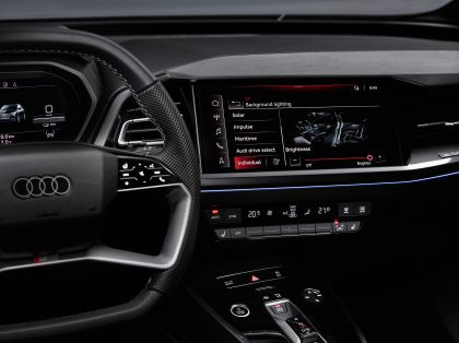2022 Audi Q4 e-tron 97