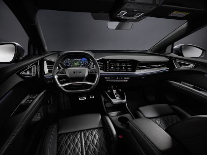 2022 Audi Q4 e-tron 122
