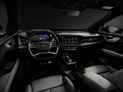 2022 Audi Q4 e-tron 126