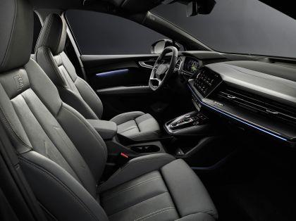 2022 Audi Q4 e-tron 128