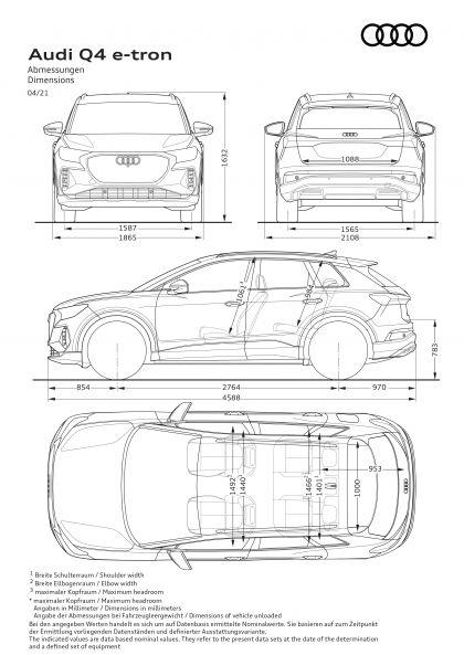 2022 Audi Q4 e-tron 136
