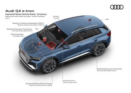 2022 Audi Q4 e-tron 138