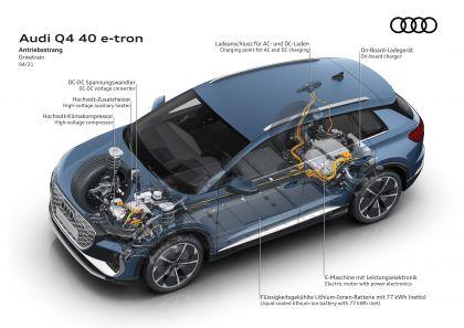 2022 Audi Q4 e-tron 139