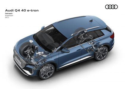 2022 Audi Q4 e-tron 140