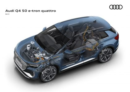 2022 Audi Q4 e-tron 142