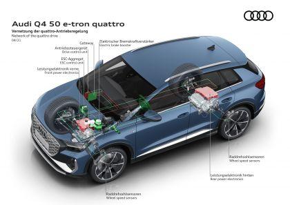 2022 Audi Q4 e-tron 143