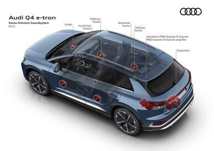 2022 Audi Q4 e-tron 149
