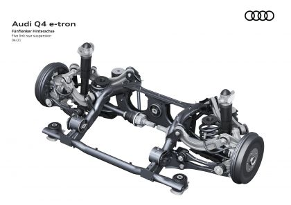 2022 Audi Q4 e-tron 160