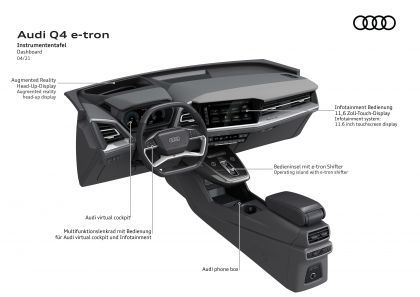 2022 Audi Q4 e-tron 161