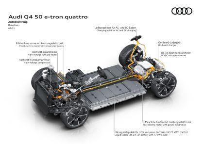 2022 Audi Q4 e-tron 165