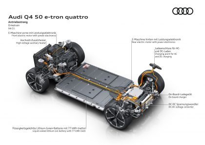 2022 Audi Q4 e-tron 166