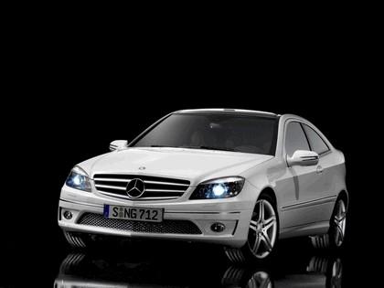 2008 Mercedes-Benz CLC 1