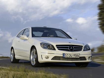 2008 Mercedes-Benz CLC 3