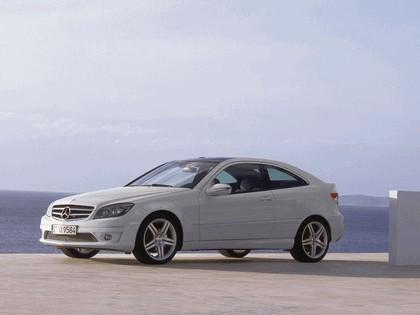 2008 Mercedes-Benz CLC 10