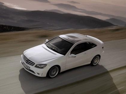 2008 Mercedes-Benz CLC 12