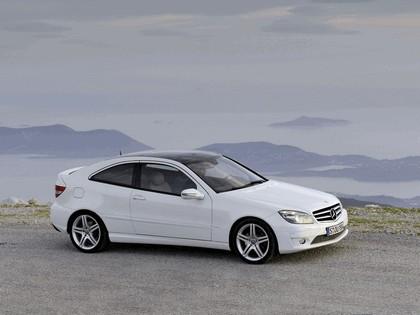 2008 Mercedes-Benz CLC 16