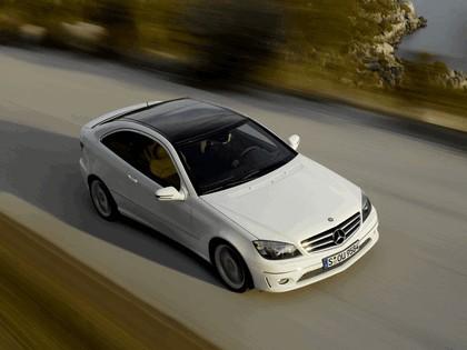 2008 Mercedes-Benz CLC 22