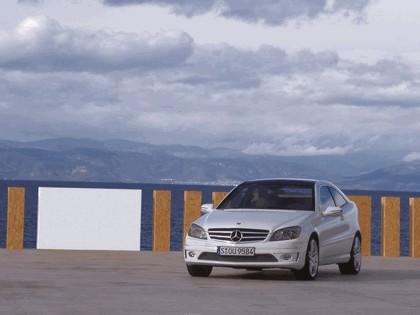2008 Mercedes-Benz CLC 25