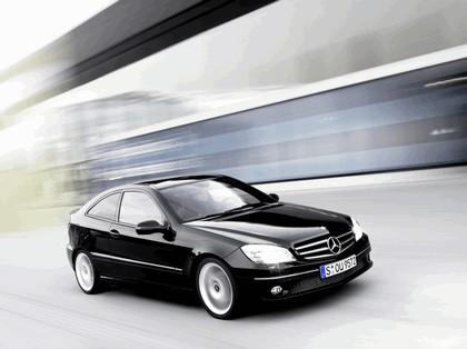 2008 Mercedes-Benz CLC 37
