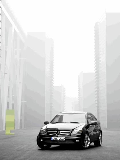 2008 Mercedes-Benz CLC 38
