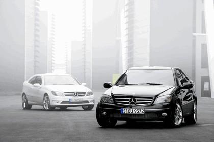 2008 Mercedes-Benz CLC 43