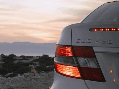 2008 Mercedes-Benz CLC 46