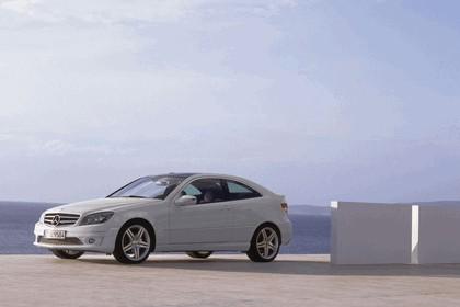 2008 Mercedes-Benz CLC 57