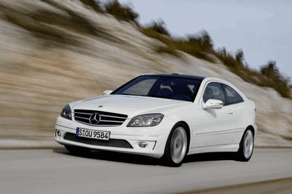 2008 Mercedes-Benz CLC 62
