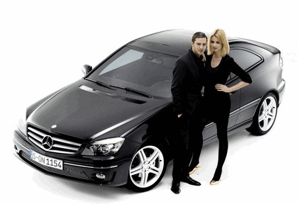 2008 Mercedes-Benz CLC 66