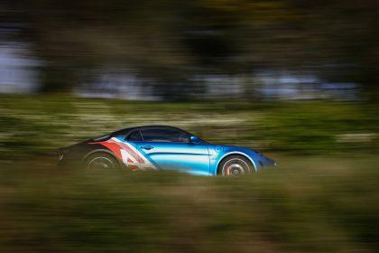 2021 Alpine A110 trackside version 7