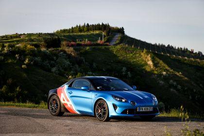 2021 Alpine A110 trackside version 8