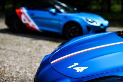 2021 Alpine A110 trackside version 13