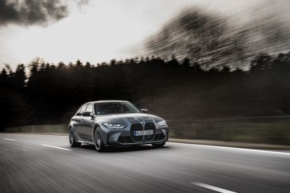 2022 BMW M3 ( G80 ) Competition M xDrive 1