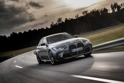 2022 BMW M3 ( G80 ) Competition M xDrive 2
