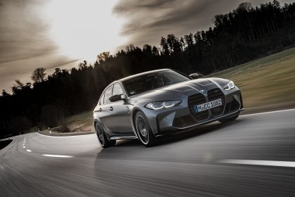 2022 BMW M3 ( G80 ) Competition M xDrive 3