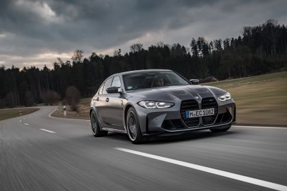 2022 BMW M3 ( G80 ) Competition M xDrive 5