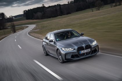 2022 BMW M3 ( G80 ) Competition M xDrive 7