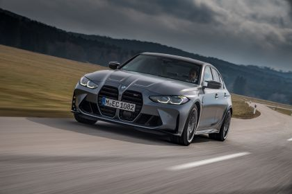 2022 BMW M3 ( G80 ) Competition M xDrive 8