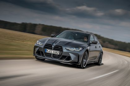 2022 BMW M3 ( G80 ) Competition M xDrive 9