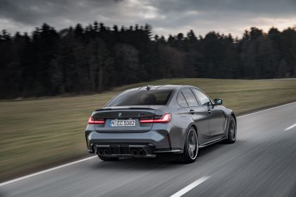 2022 BMW M3 ( G80 ) Competition M xDrive 10