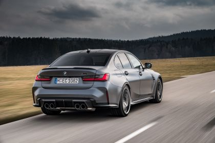 2022 BMW M3 ( G80 ) Competition M xDrive 11