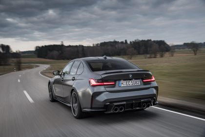 2022 BMW M3 ( G80 ) Competition M xDrive 12
