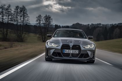 2022 BMW M3 ( G80 ) Competition M xDrive 14
