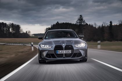 2022 BMW M3 ( G80 ) Competition M xDrive 15
