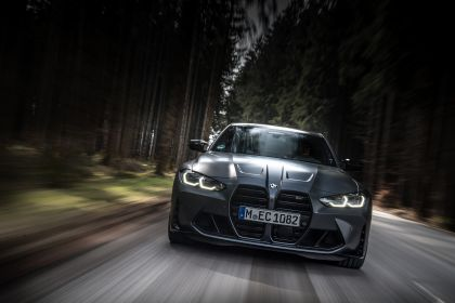 2022 BMW M3 ( G80 ) Competition M xDrive 16