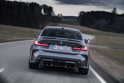 2022 BMW M3 ( G80 ) Competition M xDrive 17