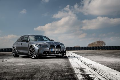 2022 BMW M3 ( G80 ) Competition M xDrive 18